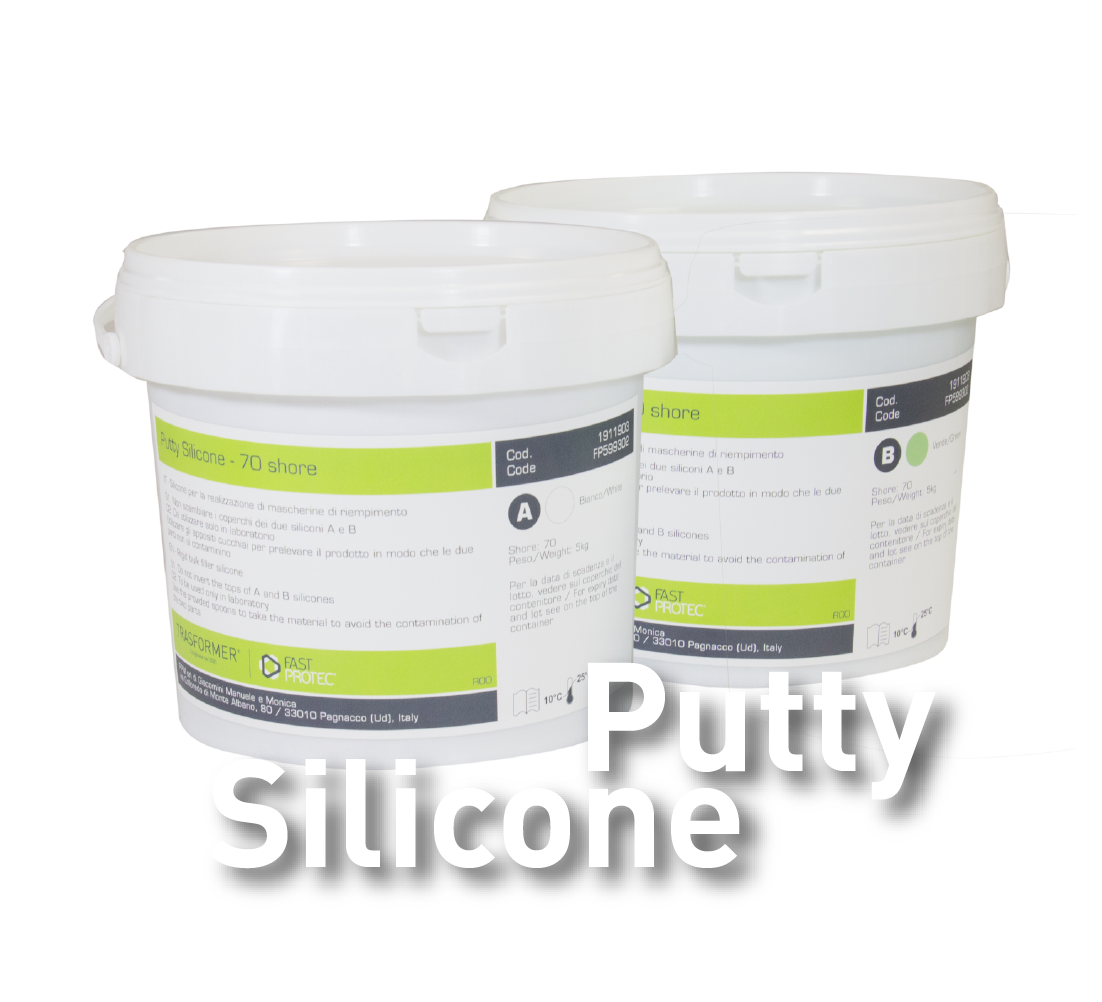 Img. Putty silicone