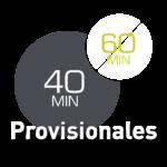 Provisionales