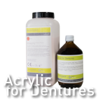 Acrylic for Dentures
